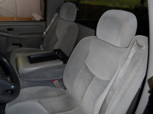 Chevy/GMC 1500/2500/3500 Belted 40/20/40 with Adjustable Headrests