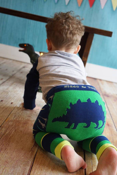 Blade & Rose Leggings - Stegosaurus