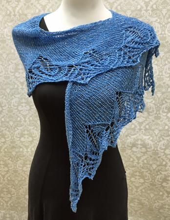 Lyra's Song Shawl Kit for Fingering Weight