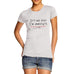 Women's I'm Immature Humorous Funny T-Shirt