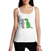 Women's If Your Happy Clap Your Hands Funny Tank Top
