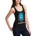 Womens It Wasn't Me Funny Tank Top