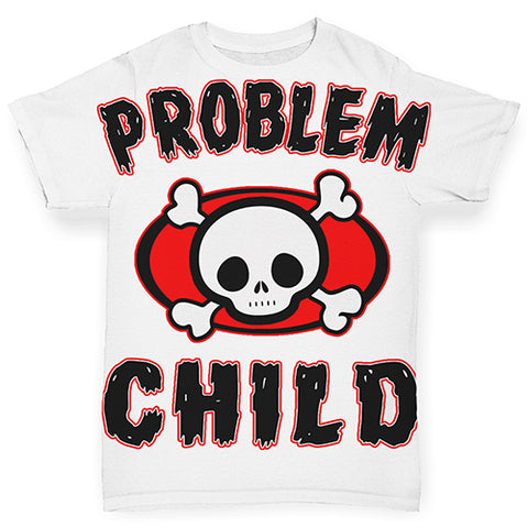 Problem Child Baby Toddler ALL-OVER PRINT Baby T-shirt