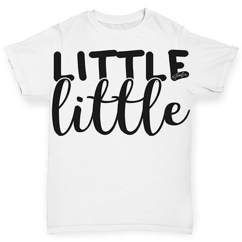 Little Little Baby Toddler ALL-OVER PRINT Baby T-shirt