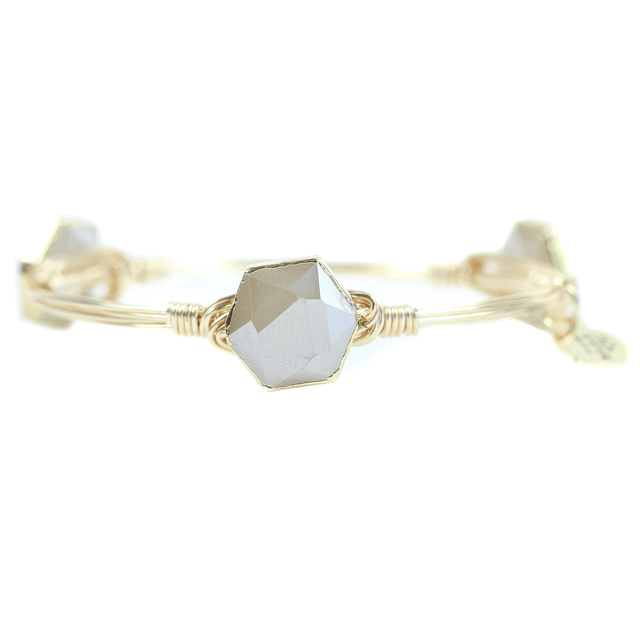 Bourbon And Boweties Bangle Bracelet - Arlo And Arrows