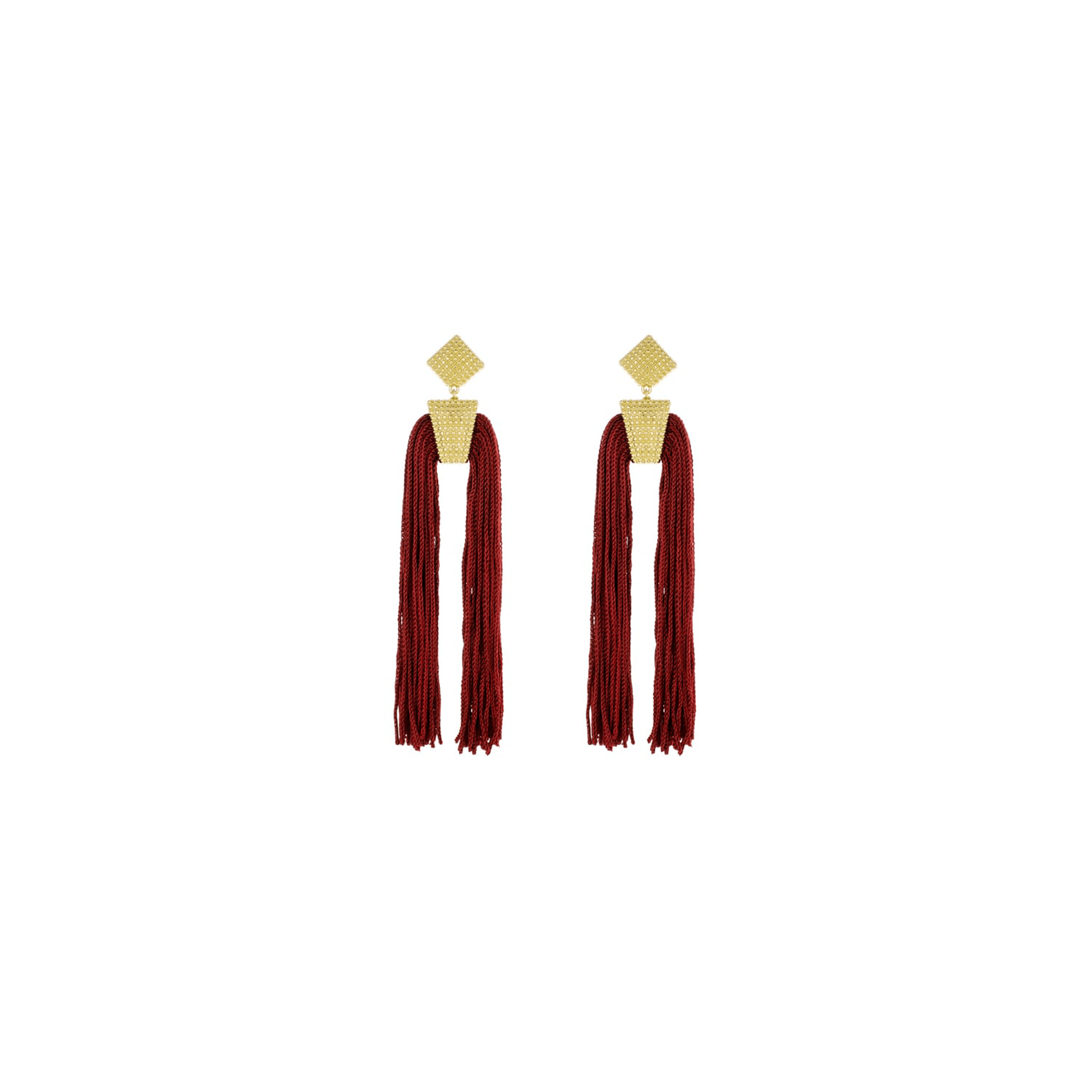 Tassel Earrings For Christmas