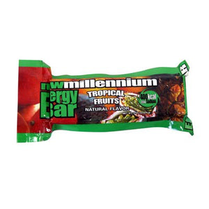 SOS Food Labs SOS-TROPICAL-1 Millennium Bar 400-Calorie Tropical