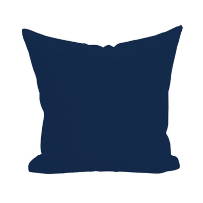 Navy Pillow Cover DISCONTINUED SIZES - 1pk