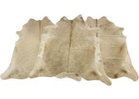 Champagne Cowhide Rugs