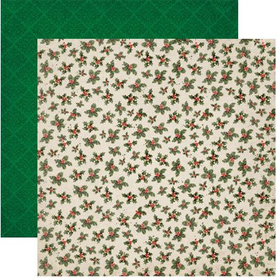A Christmas Story - Christmas Holly - 5 Sheets - by Reminisce