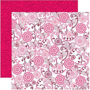 Love Grows Valentines Anything For Love Papers - 5 Sheets - by Reminisce