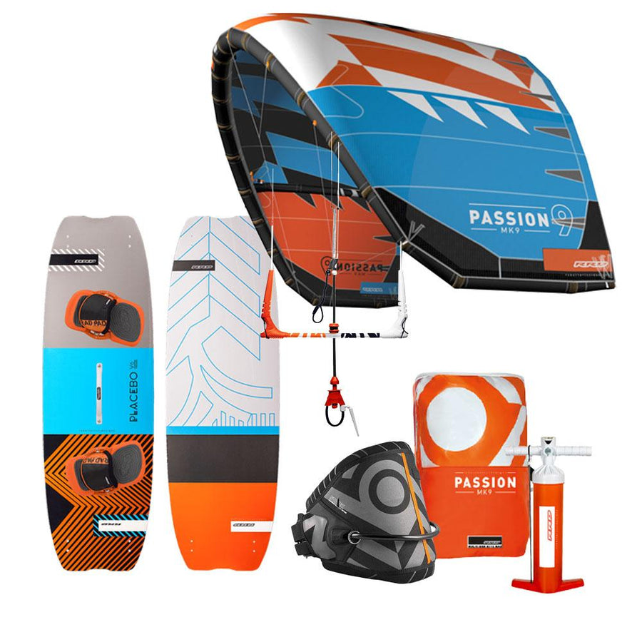 2018 RRD Passion All-Round Kiteboarding Package