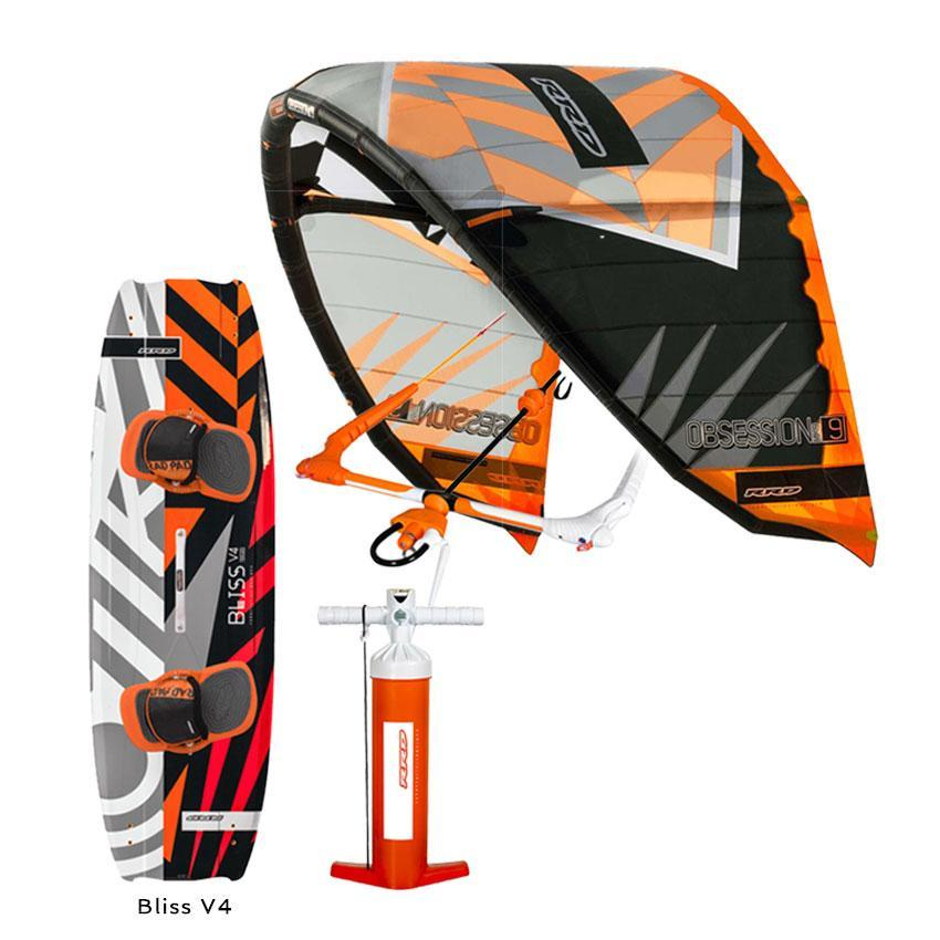 RRD Session Obsession Kiteboarding Package KITES
