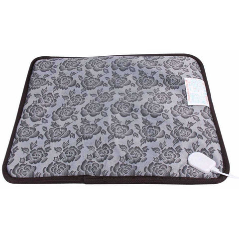 Image of Oxford Fabric Pet Dog Mats Waterproof Electric Heating Pad Warmer Blanket - AMAZOFFER