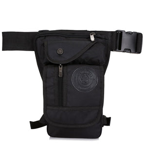Men's Canvas Drop Leg Bag Military Style