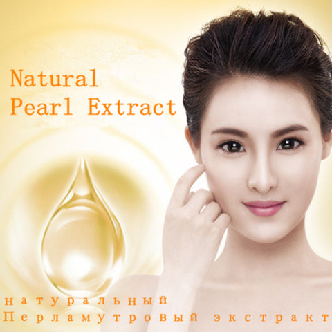 Image of Pure Pearls Face Day Cream Skin Care Whitening Moisturizing Anti Wrinkle Acne Treatment Anti Aging Oil Control Cosmetic - AMAZOFFER