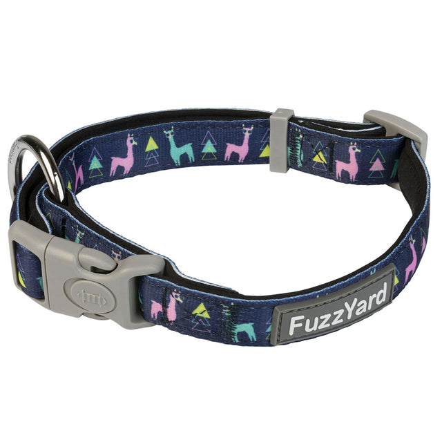 10% OFF [NEW] FuzzYard® No Probllama Dog Collar (3 sizes)