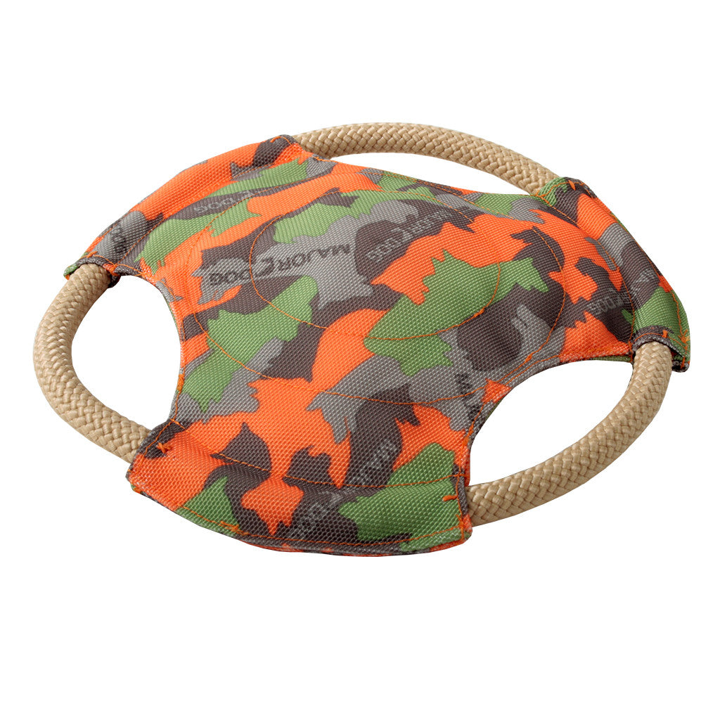 40% OFF: Major Dog® Frisbee Dog Toy