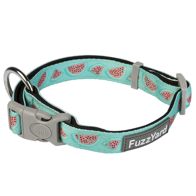 10% OFF [NEW] FuzzYard® Summer Punch Dog Collar (3 sizes)
