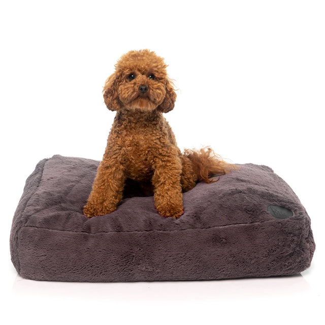 10% OFF [NEW] FuzzYard® Nanook Pet Pillow - Truffle (3 sizes)