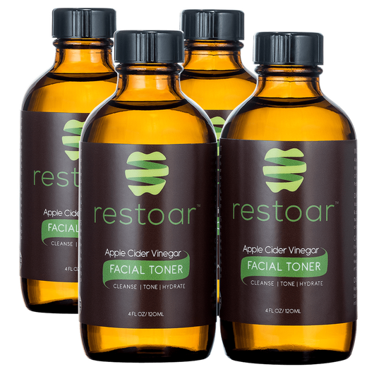 4 BOTTLES (SAVE $40) - Restoar LLC