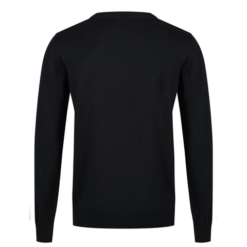 All Black Merino