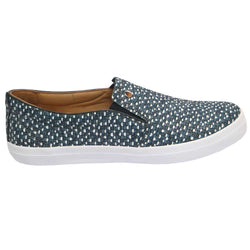 Evidence Loafer Navy/White