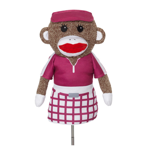 Sock Monkey Girl