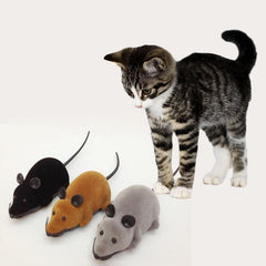 Novelty Funny RC Wireless Remote Control Rat / Mouse Toy For Your Pet Cat or Dog