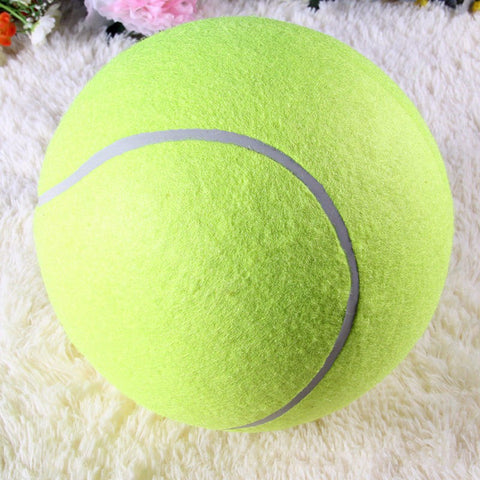 Giant Inflatable Toy Tennis Ball For Your Pet Dog - FOURPAWPALS
