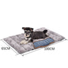Image of Foldable Comfy Easy Storage Travel Pet Bed with a Soft Cushion - FOURPAWPALS