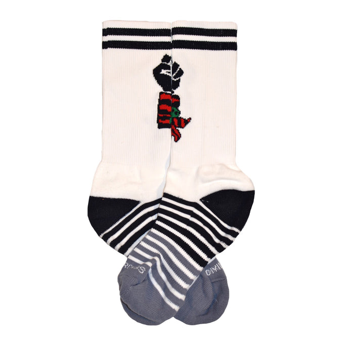 Signature Logo Fist Socks