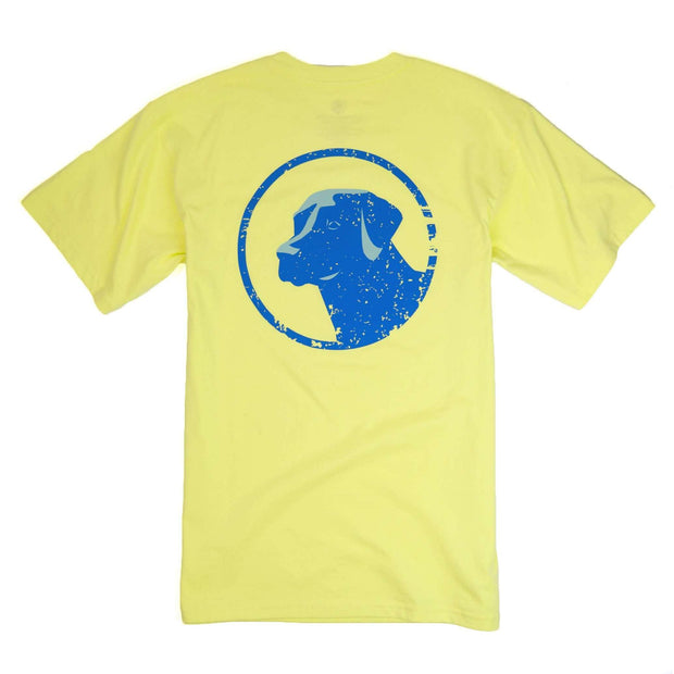 Southern Proper - Low Country Lab Tee: Turtle Belly