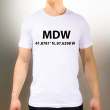 MDW Chicago Illinois T-Shirt - Unisex