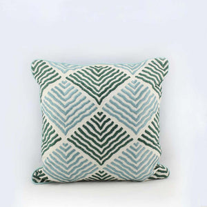Emerald Sea - Cushion Cover
