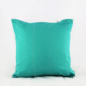 Turquoise - Basics cushion cover