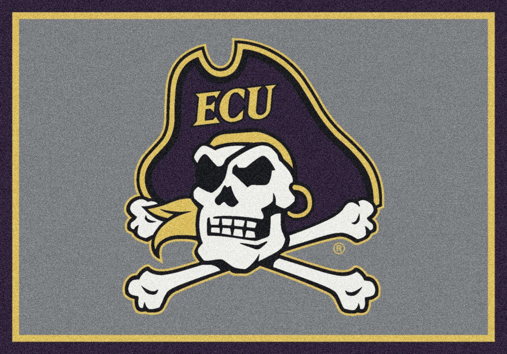 East Carolina Rug Team Spirit