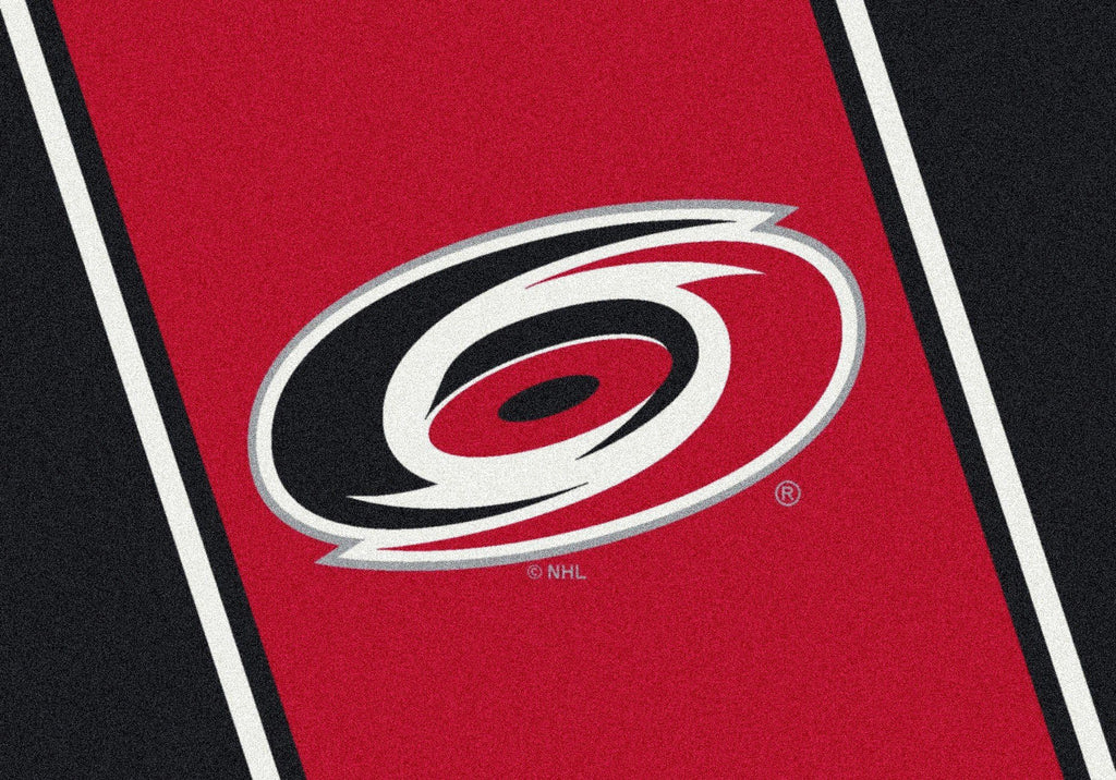 Fan Cave Rugs:Carolina Hurricanes Rug Team Spirit