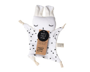 Wee Gallery Stars Cuddle Bunny available at 2 Little Rascals NZ