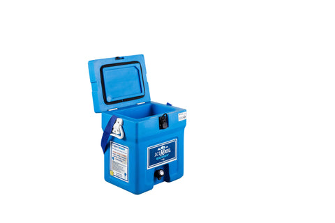 Icekool 17 Liter Cooler Box with Drinks Dispenser