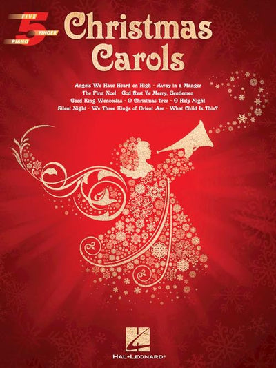 5-Finger Christmas Carols