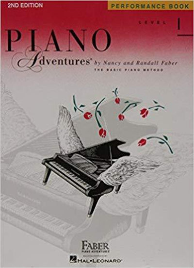 Pianoa Adventures Performance Book Level 1