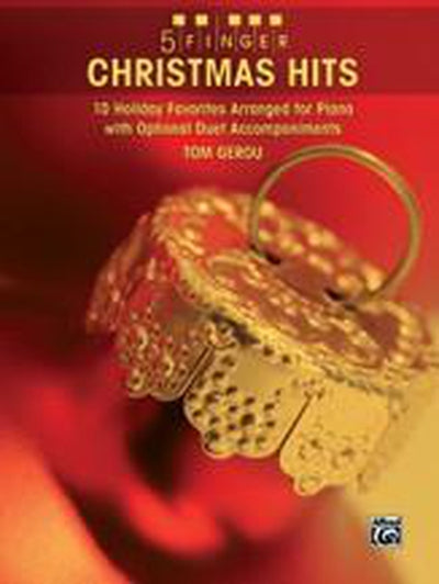 5 Finger Christmas Hits/Piano