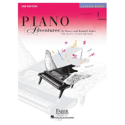 Piano Adventures Lesson Book 1