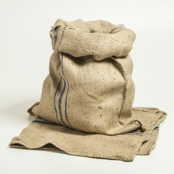Vintage Style Rustic Hessian Sacks- Large Pack Of Two