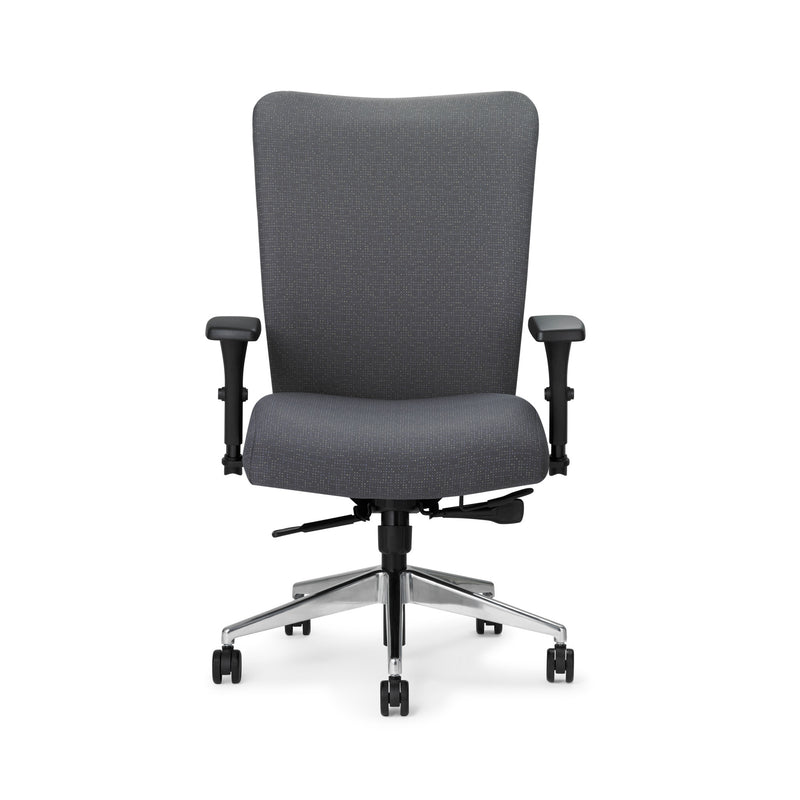 Allseating Inertia Upholstered Task Chair