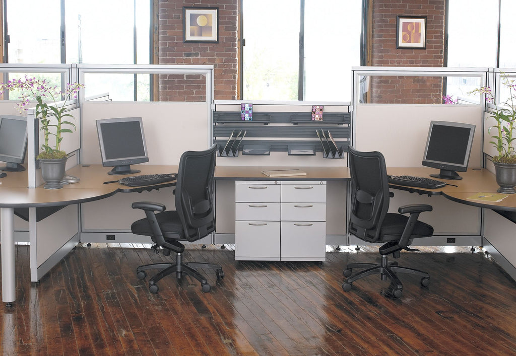 AIS Mwall Series Workstations