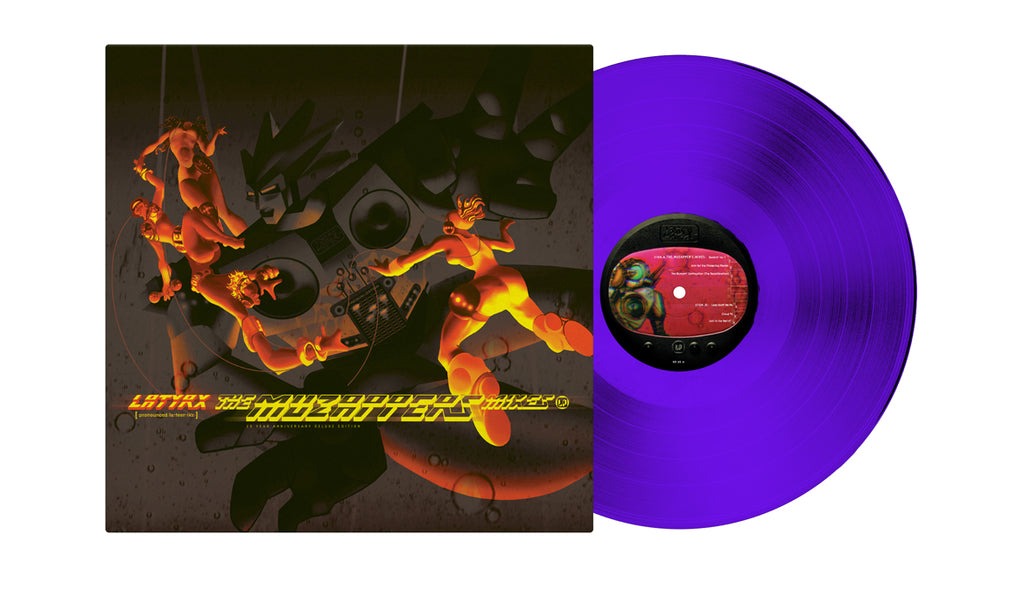 The Muzapper's Mixes (2xLP)
