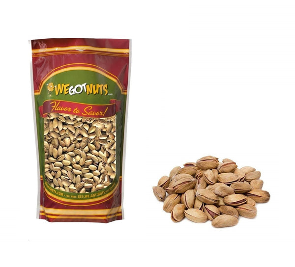Roasted Salted Antep Turkish Pistachios