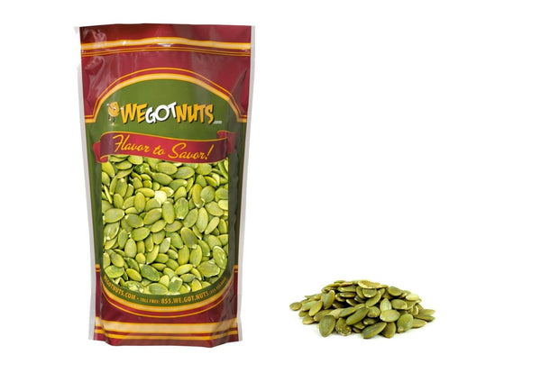 Raw Pepitas Shelled Pumpkin Seeds
